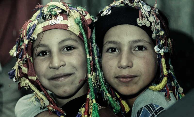 Jak wychowuje się dzieci w Maroku